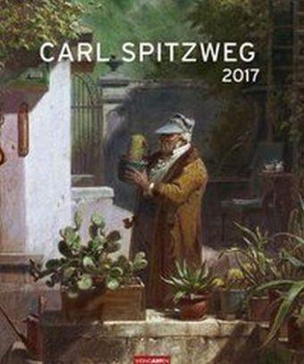 Kalender »Carl Spitzweg - Kalender 2017«
