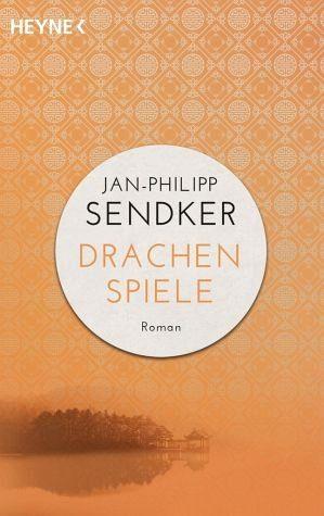 Broschiertes Buch »Drachenspiele / China-Trilogie Bd.2«