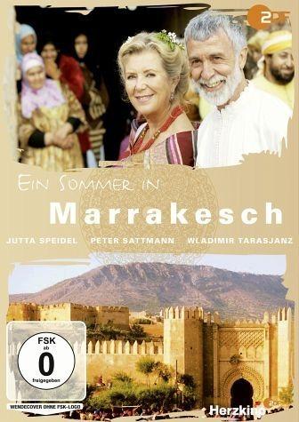 DVD »Ein Sommer in Marrakesch«