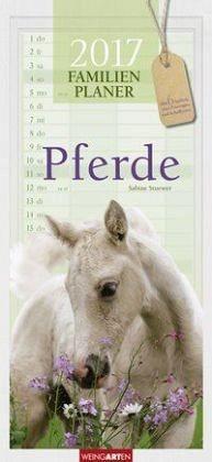 Kalender »Pferde Familienplaner 2017«