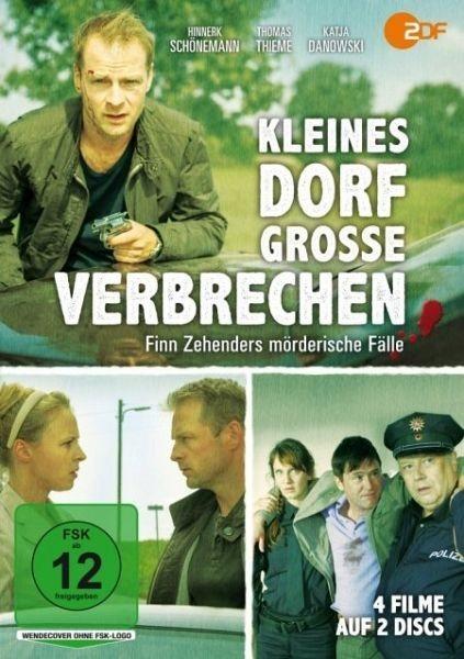 DVD »Kleines Dorf - Große Verbrechen (2 Discs)«