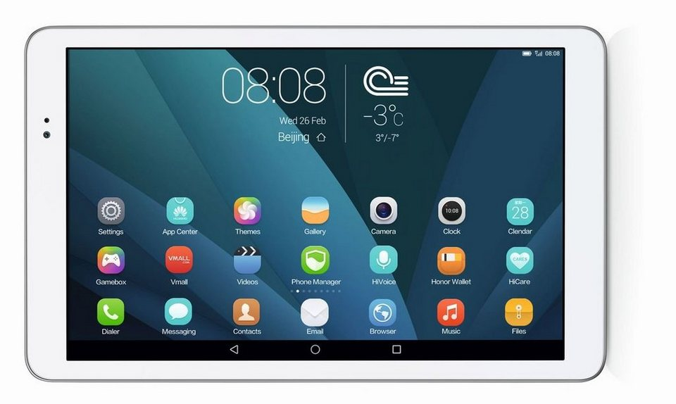 Huawei Tablet »MediaPad T1 10.0 LTE« in Weiß