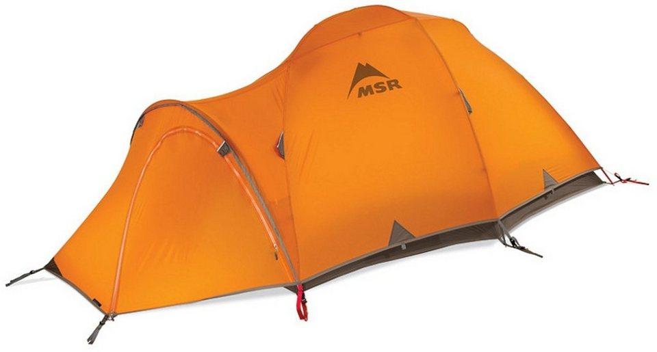 MSR Zelt »Fury Tent« in orange