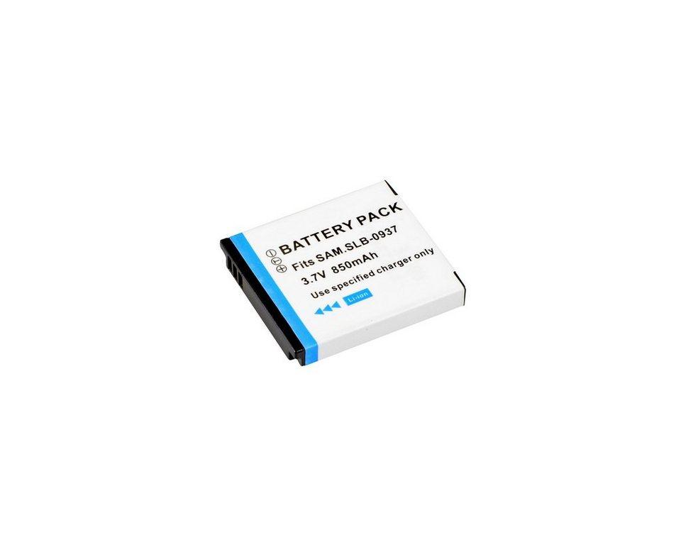 BRESSER Akku »BRESSER Lithium-Ionen Akku für Samsung SLB-0937«