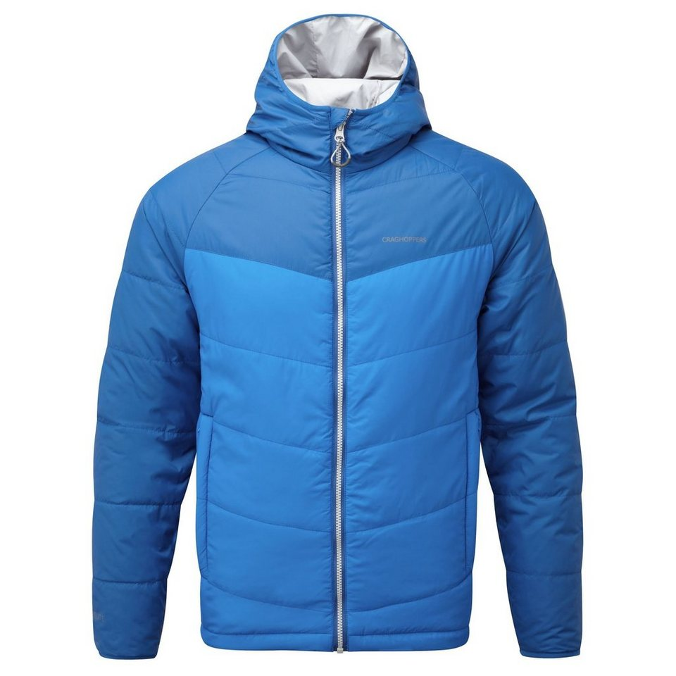Craghoppers Windabweisende Jacke »Compress Lite« in Sport Blue/Dp China Blue