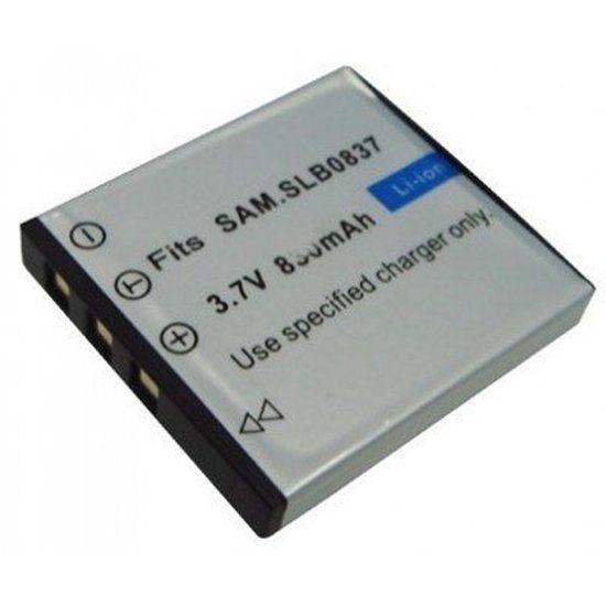 BRESSER Akku »BRESSER Lithium-Ionen Akku für Samsung SLB-0837«