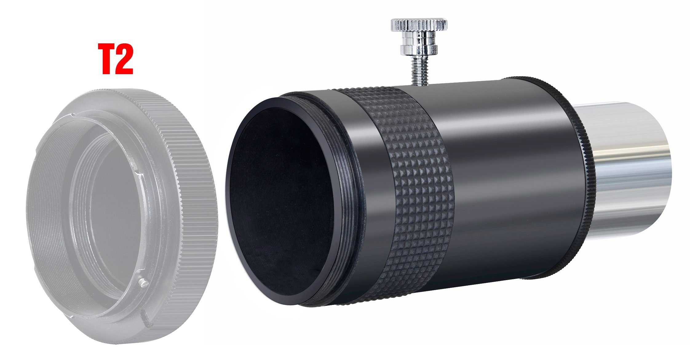 "BRESSER Teleskop »BRESSER Teleskop Kamera-Adapter (1.25"")«"