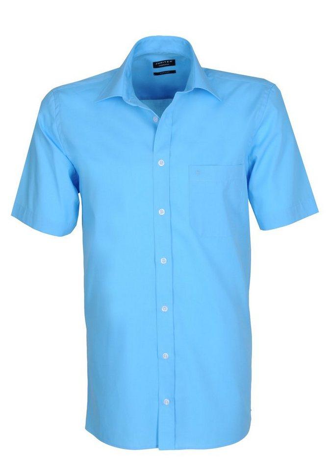 Jupiter Businesshemd in blau
