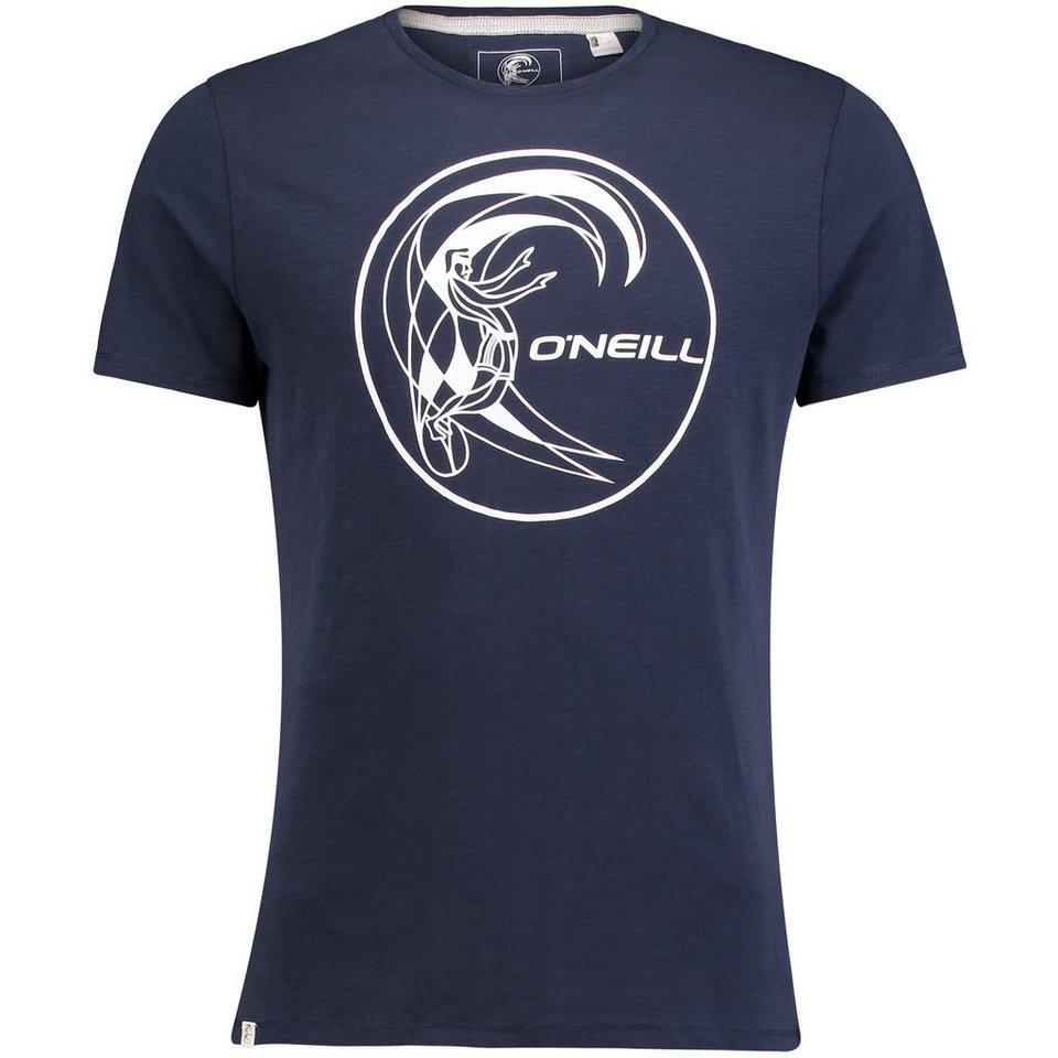 O'Neill T-Shirt kurzärmlig »O'Neill Tee« in Nachtblau