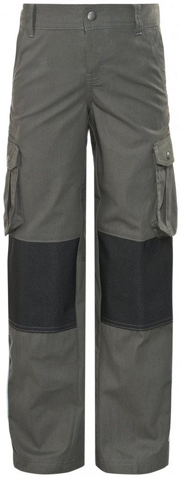 Columbia Hose »Pine Butte Cargo Pant Boys« in grau
