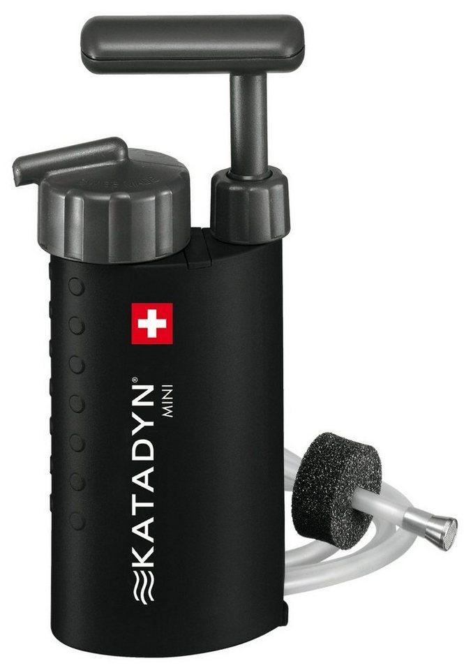 Katadyn Filter & Ventile »Mini Filter« in schwarz