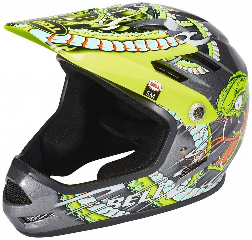 Bell Fahrradhelm »Sanction Helmet« in schwarz