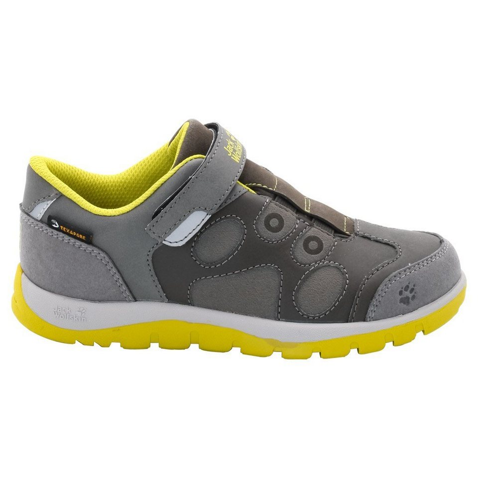 Jack Wolfskin Freizeitschuh »PROVIDENCE TEXAPORE LOW VC K« in wild lime