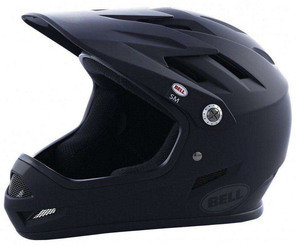 Bell Fahrradhelm »Sanction Helm« in schwarz