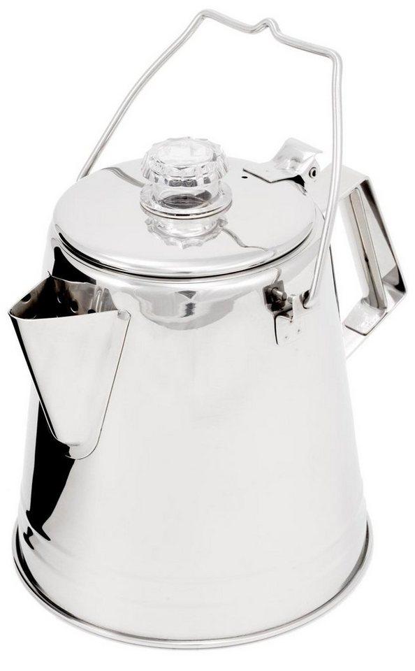 gsi camping geschirr perculator glacier stainless 1800ml. Black Bedroom Furniture Sets. Home Design Ideas