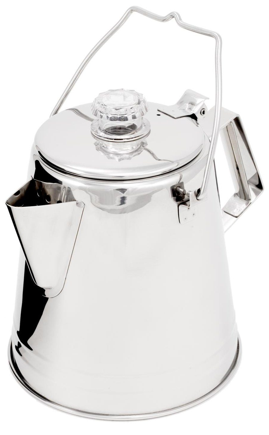 GSI Camping-Geschirr »Perculator Glacier Stainless 1800ml«