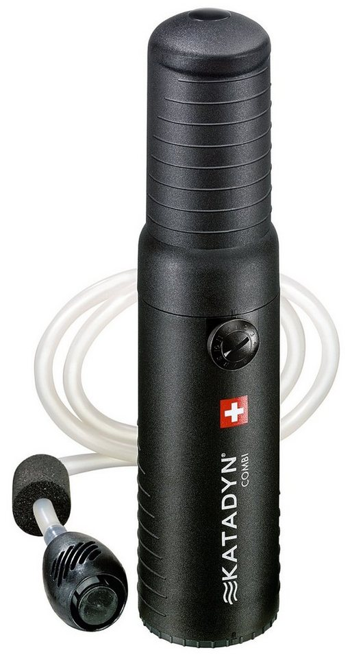 Katadyn Filter & Ventile »Combi Filter« in schwarz