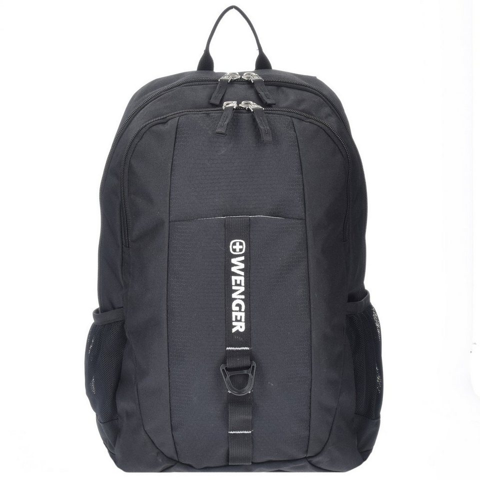 Wenger Laptop-Rucksack WG6639 Freizeit Outdoor Trekking 47 cm Tabletfac in black