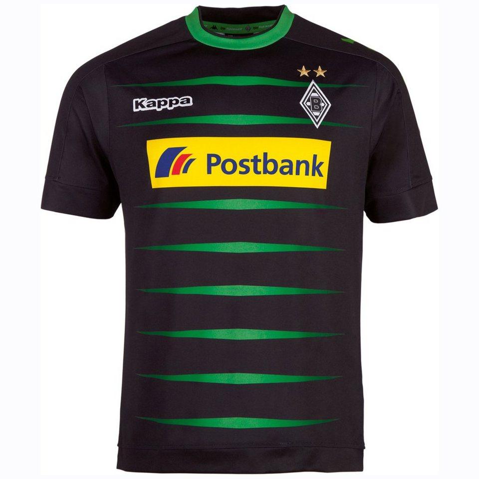 KAPPA Trikot »Borussia Mönchengladbach Euro-Trikot 16-17« in black