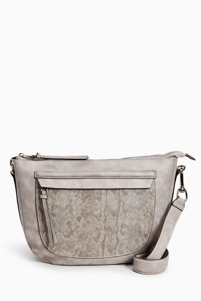 Next Große Tasche in Grey