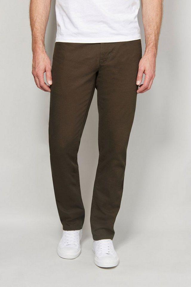 Next Skinny-Fit Stretch-Jeans in Khaki Skinny Fit