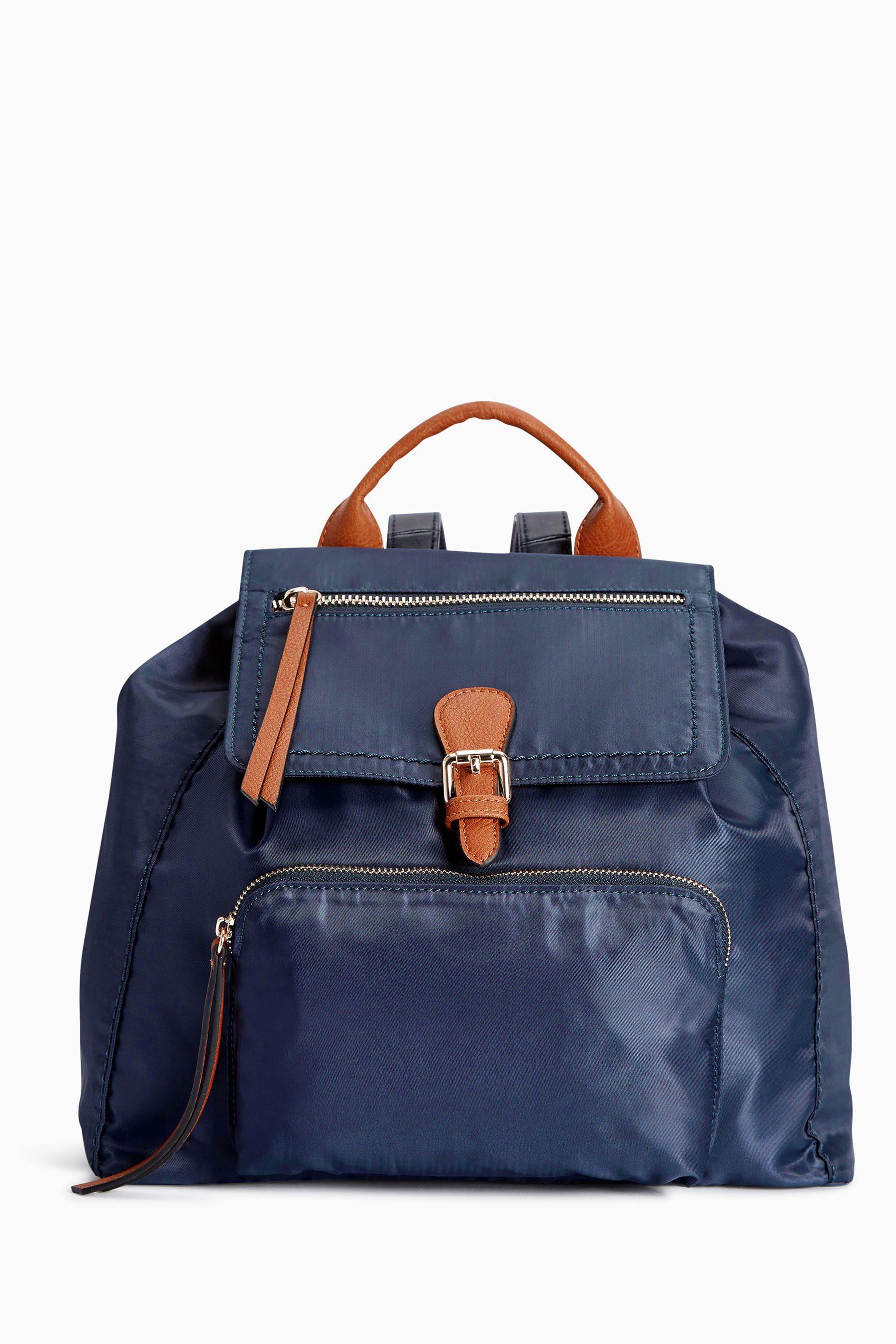 Next Rucksack aus Nylon