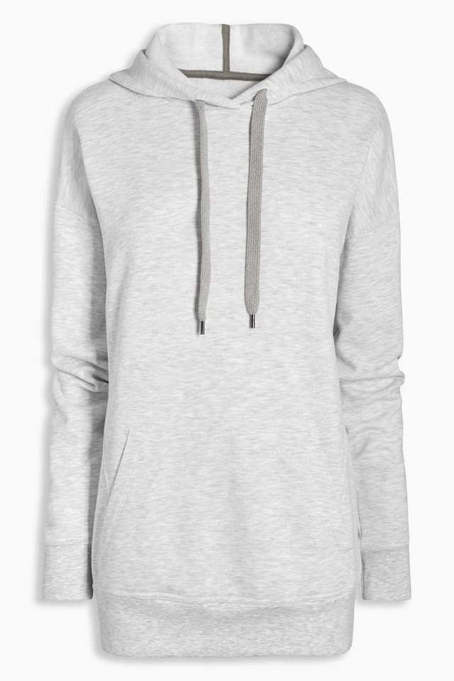 Next Kapuzensweatshirt in Grey