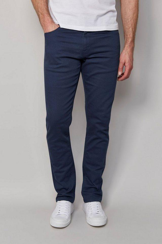 Next Slim-Fit Stretch-Jeans in Navy Slim Fit