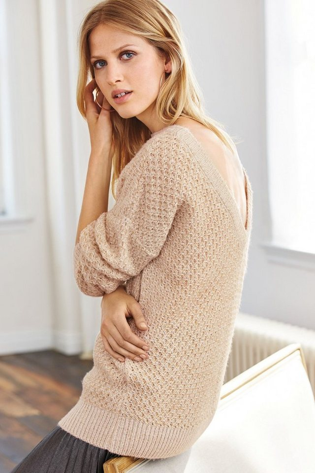 Next Strickpullover in Blush