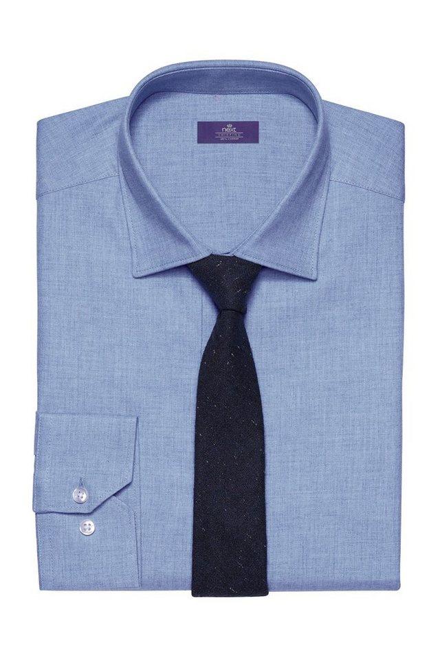 Next Hemd und Krawatte im Set 2 teilig in Light Blue