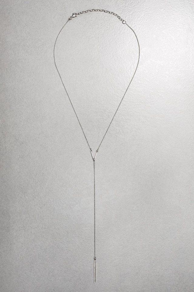 Next Halskette aus Sterlingsilber in Sterling Silver