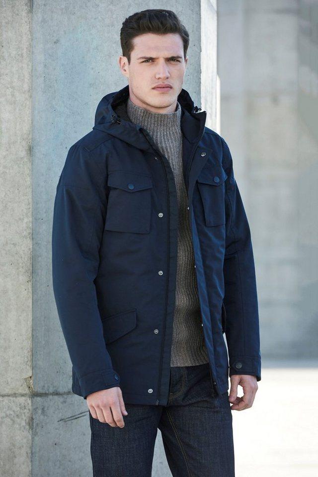 Next Jacke mit Taschendetails in Navy