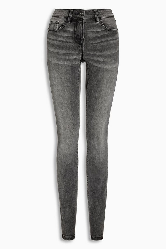 Next Skinny-Jeans in Grey Regular