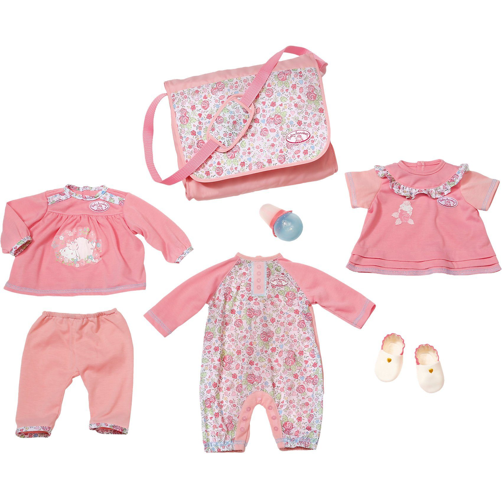 Zapf Creation Baby Annabell® Puppenkleidung Great Value Pack