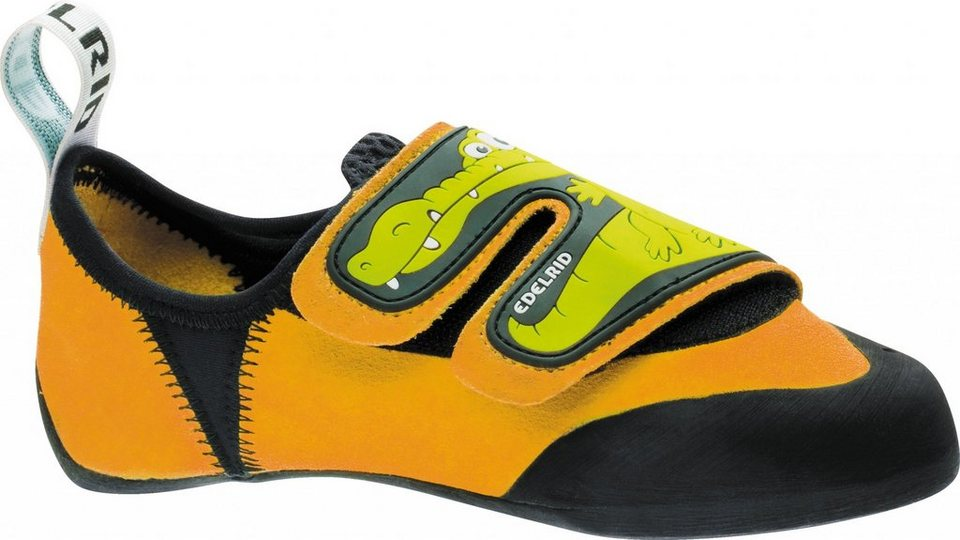 Edelrid Kletterschuh »Crocy Shoes« in orange