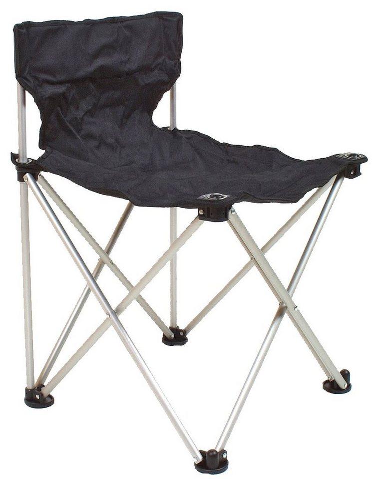 Relags Camping-Stuhl »Travelchair Standard« in schwarz
