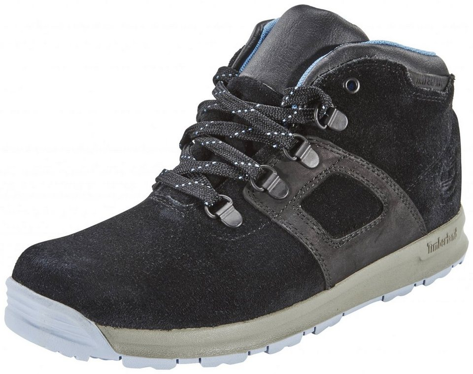Timberland Kletterschuh »GT Scramble Shoes Juniors WP Leather« in schwarz