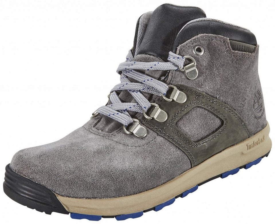 Timberland Kletterschuh »GT Scramble Shoes Juniors WP Leather« in grau
