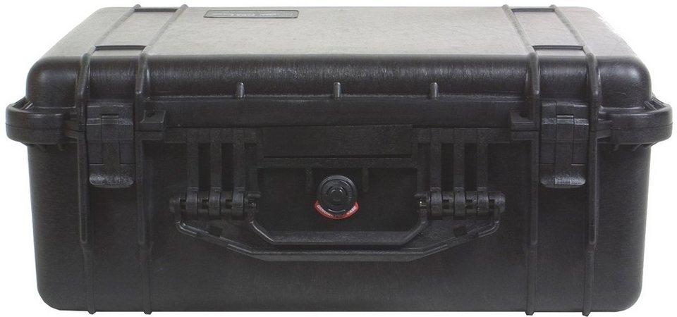 Peli Campingtruhe & -Kiste »box 1550 ohne Schaumeinsatz« in grau