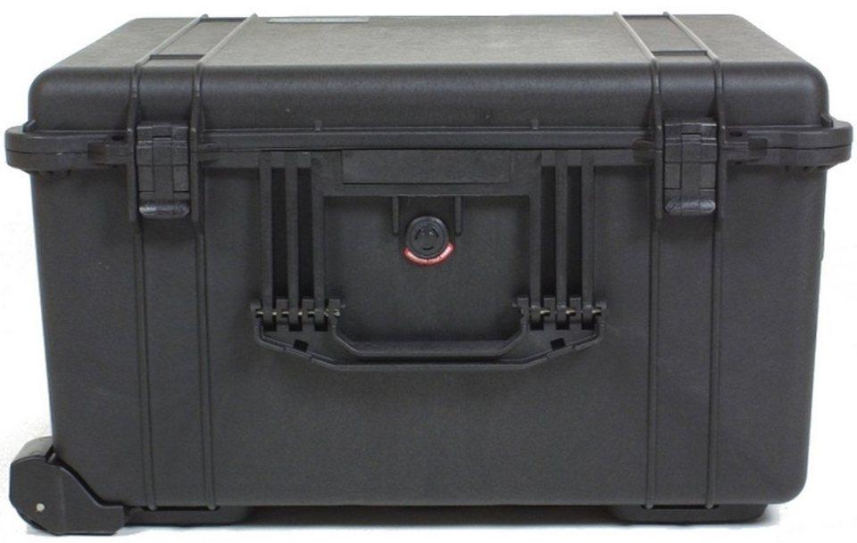 Peli Campingtruhe & -Kiste »1620 mit Schaumeinsatz« in schwarz