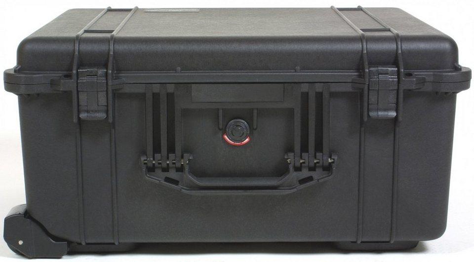 Peli Campingtruhe & -Kiste »1610 ohne Schaumeinsatz« in grau