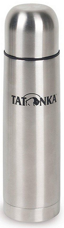 Tatonka Trinkgefäß »Hot & Cold Stuff Thermos 450ml« in silber