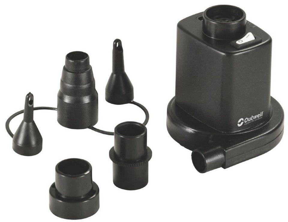 Outwell Luftmatratze »Sky Pump 12/230 Volt« in schwarz
