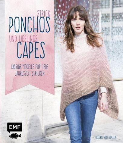 Gebundenes Buch »Strick-Ponchos und Lieblings-Capes«