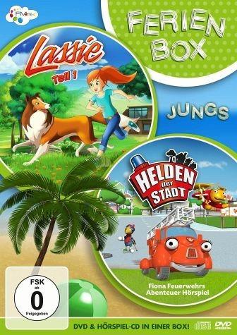 DVD »Lassie 1 (+ Audio-CD)«