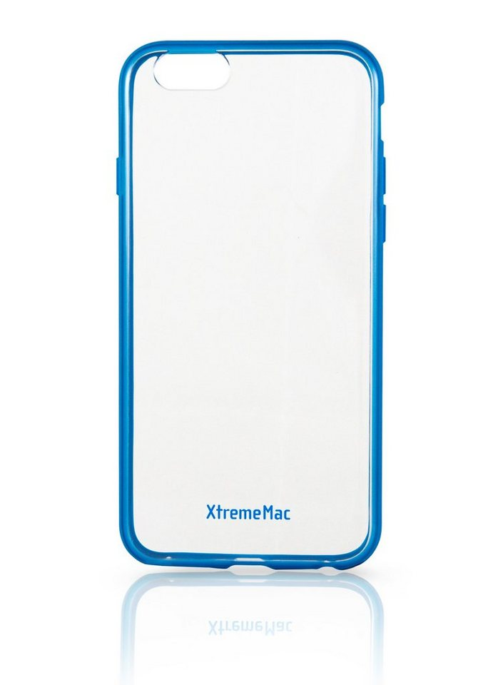 XtremeMac Schutzhülle für iPhone 6+/6S+ »Microshield Accent« in blue