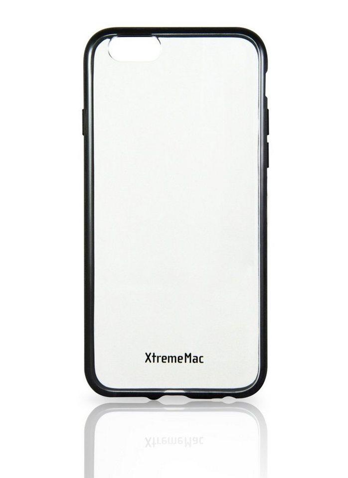 XtremeMac Schutzhülle für iPhone 6+/6S+ »Microshield Accent« in black