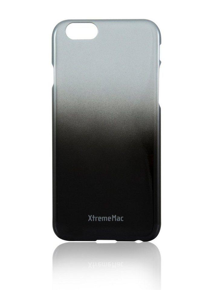 XtremeMac Schutzhülle für iPhone 6+/6S+ »Microshield Fade« in black & grey