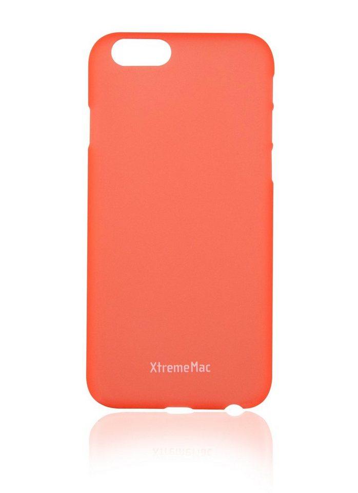 XtremeMac Schutzhülle für iPhone 6/6S »Microshield Thin« in red