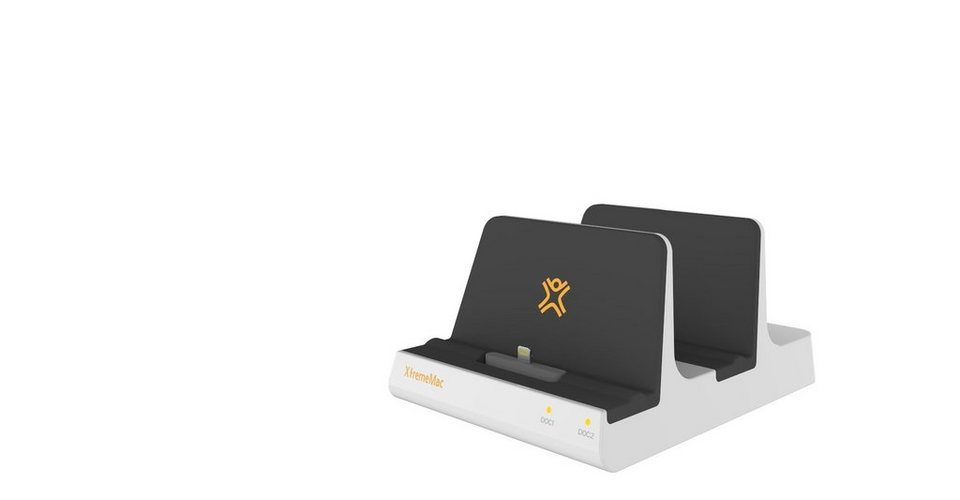 XtremeMac Lighting Dockingstation mit USB-Anschluss »InCharge X2« in white